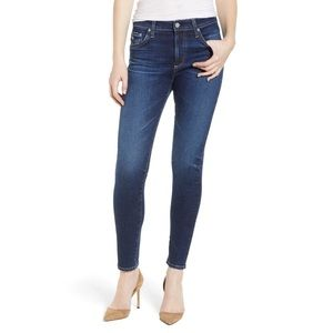 AG Adriano Goldschmied Farrah Ankle Skinny Jeans